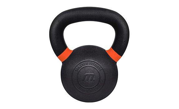 Master fitness kettlebell bc röd