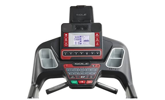 Sole Fitness F63 Display